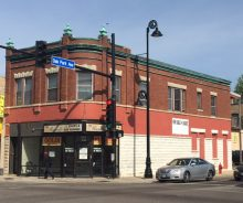 Oak Park Mixed Use Corner Building For Sale on Roosevelt