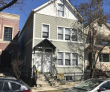 Lincoln Park 5-Unit Fully Leased Multi-Family Building For Sale on Altgeld