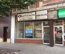 Cicero Corner Retail / Office Space For Lease on Cermak