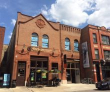 Prime Bucktown Loft Office For Lease Near Damen Blue Line Stop