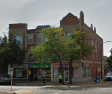 Cicero Corner Retail / Office For Lease on Cermak Road & 61st