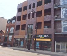Prime Bucktown Retail For Lease on North Avenue Near Damen & Milwaukee