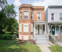 Washington Park Newly Rehabbed Turn Key 2-Flat For Sale on LaSalle