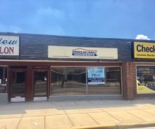 Broadview High Traffic Retail / Office Space For Lease on Roosevelt