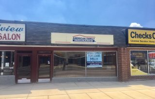 Broadview Office / Retail Space For Lease on Roosevelt