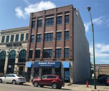 Prime Lincoln Park 4th Floor Loft Office For Lease on Clybourn