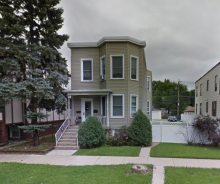 Forest Park Top Floor 3 Bedroom / 2 Bathroom Apartment For Lease