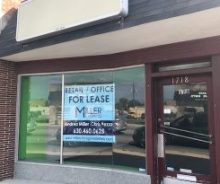 Broadview Retail / Office Space For Lease on Roosevelt
