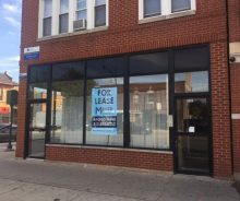 Logan Square Corner Retail Space For Lease on Fullerton
