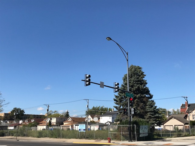 West Lawn Vacant Corner Land For Sale At 63rd Amp Lawndale
