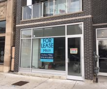 Ukrainian Village New Construction Retail Space For Lease on Chicago Avenue