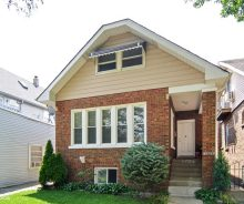 Portage Park 4-Bedroom Single Family Home For Sale