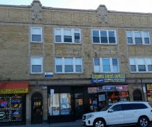 Albany Park Retail / Office Space For Lease on Lawrence