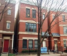 University Village Upgraded 2 Bedroom Condo with Parking For Sale in Little Italy