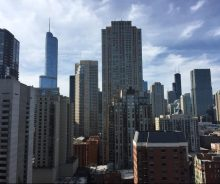 River North 1-Bedroom / 1-Bathroom in Luxury Rental Building