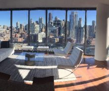 Kingsbury Plaza 2-Bedroom / 2-Bathroom Unit in Luxury Rental Building