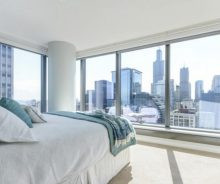 Legacy at Millennium Park 2-Bedroom / 2-Bathroom Unit in Luxury Condo Building