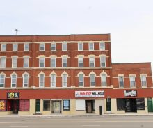 Bridgeport Office For Lease at Halsted Orange Line Stop