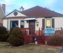 Schiller Park Updated 3-Bedroom Single Family Home For Sale