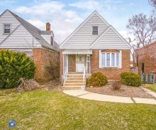 Harvey 3-Bedroom Rehabbed Cape Cod For Sale